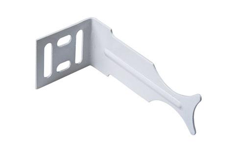 Кронштейн угловой для алюминиевых и биметаллических радиаторов